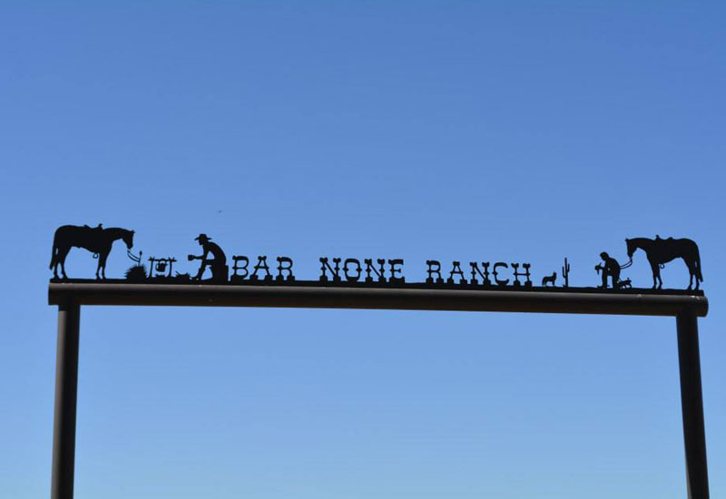 Around the Ranch